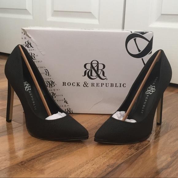 Rock Republic Shoes Rock Republic High Heels Poshmark